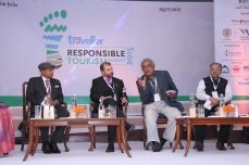 Left to Right- Pranab Sarkar,Mark Watson,Jose Dominic,Jyoti Kapoor, Shama Pawar
