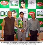 Mr. Parag Desai,Director Wagh Bakri,