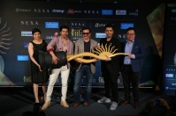 Press Conference at Juhu PVR NEXA IIFA AWARDS POWERED BY VIVO TO AIR LIVE FROM NEW YORK ON COLORS - SUNDAY, 16TH JULY 2017 AT 9 AM