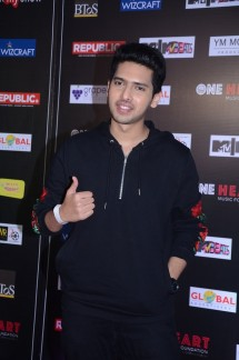 Armaan Malik at the Mumbai premiere of One Heart