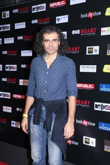 Imtiaz Ali at the Mumbai premiere of One Heart