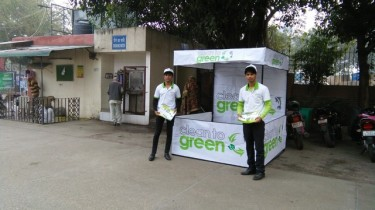 Clean to Green sensitizing residents on the importance of e-waste management (3)