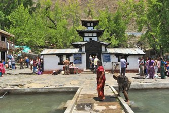 Nepal-Muktinath-Temple